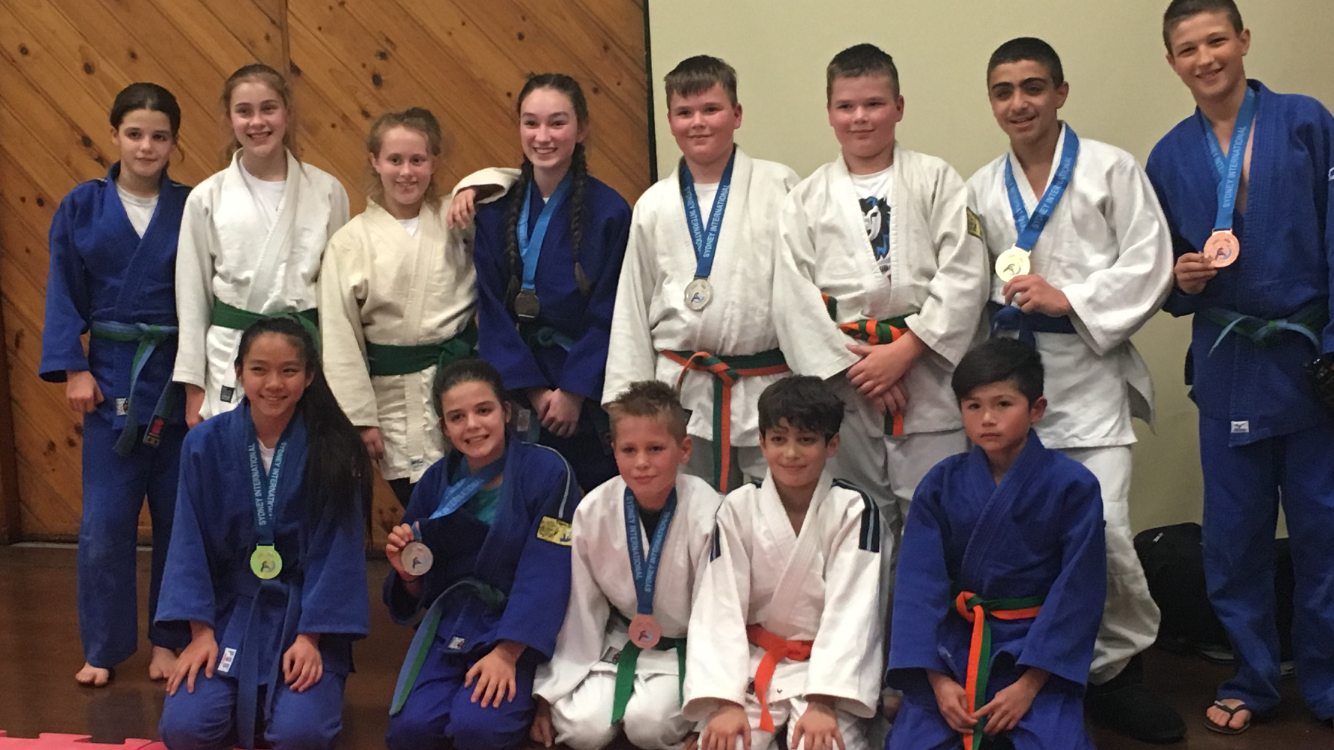 Competition results - TIGER-DO MARTIAL ARTSThe premier Judo